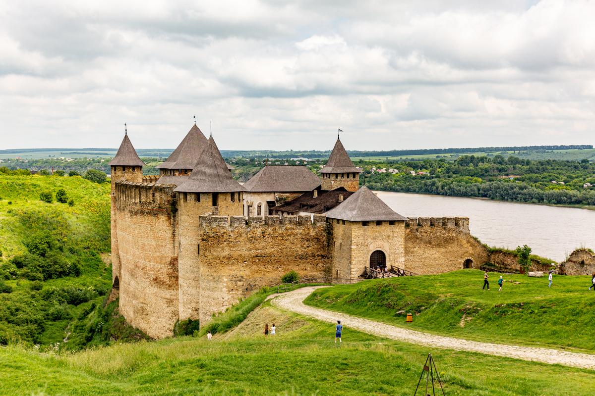 Хотинська фортеця - дивовижне і прекрасне місце. - HedgeHog Stories